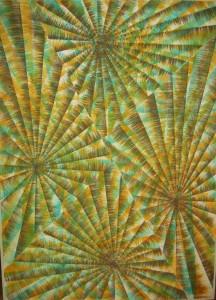 olio su tela, 100x150 cm. 1960